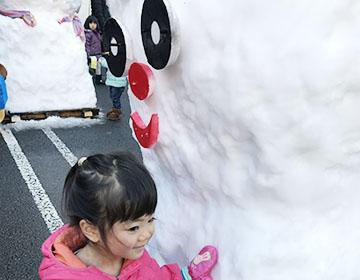 第18回 神田小川町雪だるまフェア